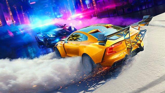 2. Need For Speed Heat - 499,99 TL