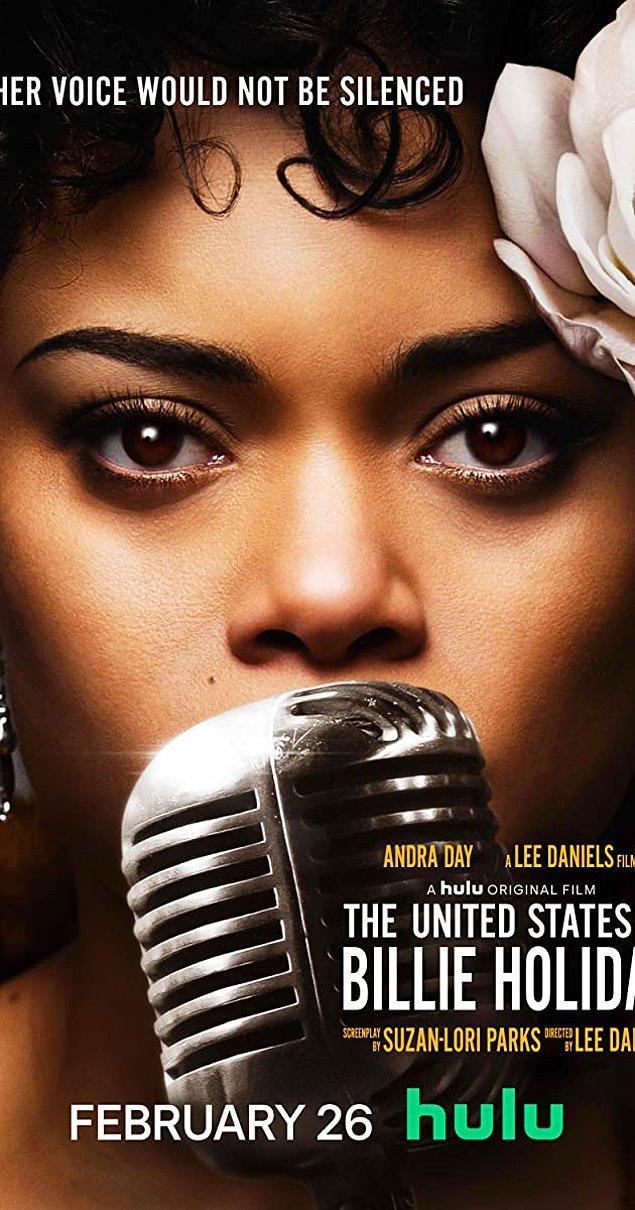 38. The United States vs. Billie Holiday