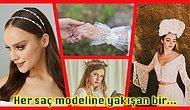 Bu Yaz Evlenenlerin Görenleri Kıskançlıktan Çatlatacağı Son Moda Gelin Aksesuarları