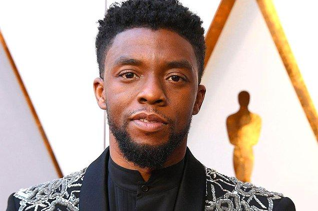 6. Chadwick Boseman