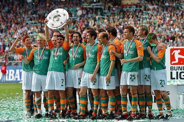 2. Ümit Davala / 2003-2004 / Werder Bremen