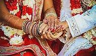 Пара в Индии устроила свадьбу в арендованном самолете, чтобы избежать ограничений, связанных с коронавирусом