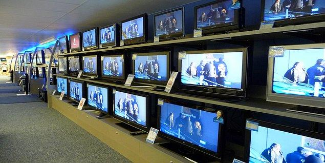 1. HD ya da 720p çözünürlüğe sahip televizyonlar