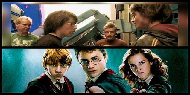 9. Daniel Radcliffe'in Harry Potter filmlerinde dublörlüğünü yapan David Holmes, sırt üstü düşerek boynunu sakatladı. Bu sakatlık kendisini kalıcı olarak felç bıraktı.