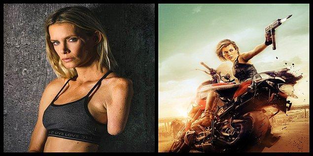 15. Resident Evil: Son Bölüm'ün çekimlerindeyse dublör Olivia Jackson, oynamaması gereken bir motosiklet sahnesinde oynatılmış. Motosikletle kaza yapan Olivia Jackson bir kolunu kaybetmiş.
