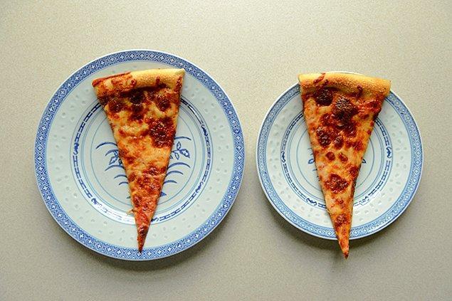 2. Büyük Porsiyonlarda Yemek