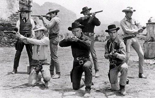 16. The Magnificent Seven (1960)