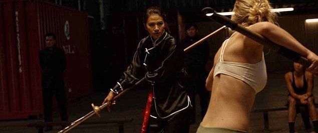 Kanlı Dövüş Filmi Konusu Ne?