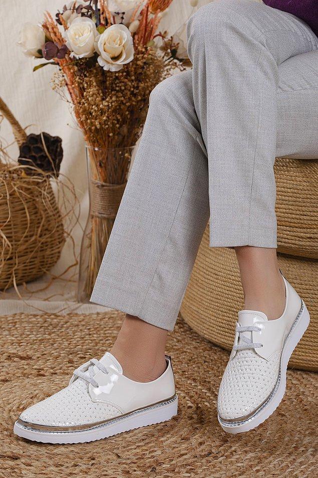 7. İmkanınız varsa yedek bir ayakkabı edinebilirsiniz.