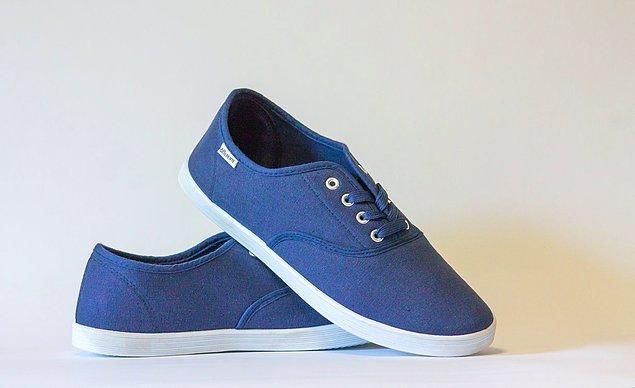 5. Ayakkabıdaki kötü kokuları durdurun
