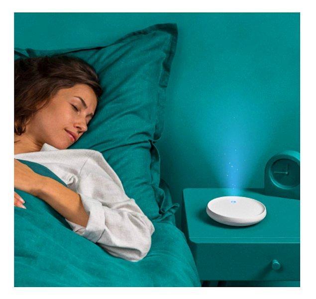 5. Uykuya hemen dalamayan, uyku problemi yaşayanlar için tasarlanmış bir ürün.