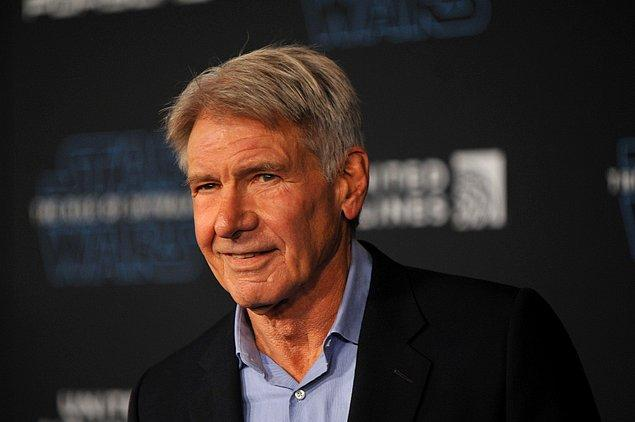 """3. Harrison Ford, şöhreti ve beraberinde gelen mahremiyet kaybını bir """"yük"""" nitelendirdi."""
