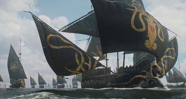 19. Game of Thrones'un devam serisi; House of the Dragon sonrası 10.000 Ships ile devam edecek. Dizinin senaryosu Amanda Segel'a emanet edildi.