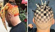 Безумные прически: 15 самых странных и креативных идей для ваших волос