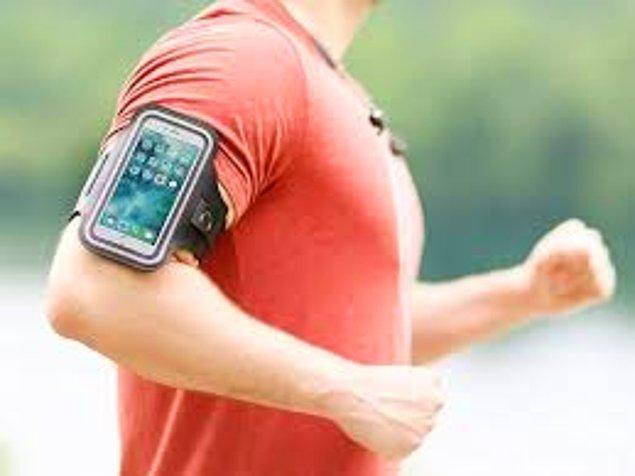 12. Sadece bir telefon alıp yürüyüşe gideceklerin olmazsa olmazı!