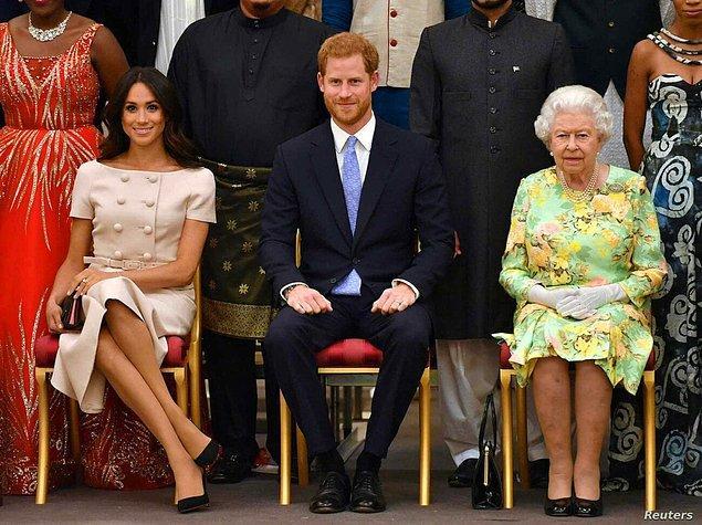 Kraliyet ailesinde cinsiyet, bir öncelik vermiyor