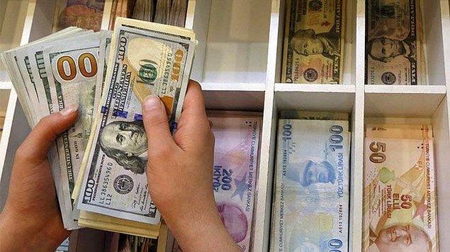 Türk Lirası dolar karşısında Kasım 2020'de 8,58'i görmüştü.