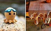 20 самых творческих и захватывающих работ из дерева