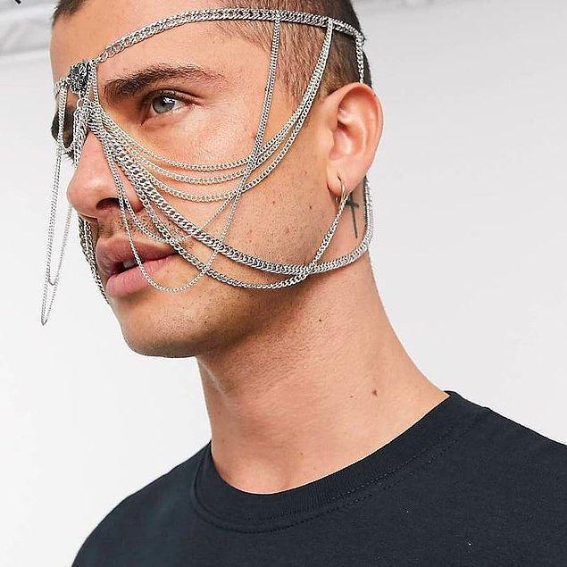 5. Kafa aksesuarları moda olursa bunu alıp takalım.