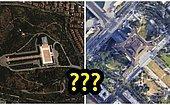 Тест: Сможете ли вы угадать строение с высоты птичьего полета?