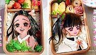 Японский повар создает невероятно подробные образы героев аниме (15 фото)