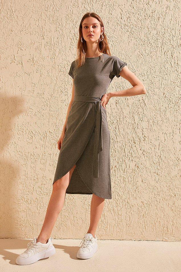 11. Bir kot bir tişört yerine bu elbiseyi giyeceksiniz.