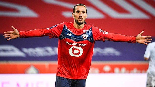 13. Yusuf Yazıcı - Lille OSC