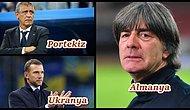 Bakalım Mutlu Sona Kim Ulaşacak: Avrupa Futbol Şampiyonasına Katılan Takımların Başındaki 12 Teknik Direktör