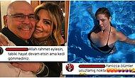 Pelin Öztekin, Babası Rasim Öztekin'in Vefatının Ardından Bikinili Fotoğraf Paylaştığı İçin Linç Edildi
