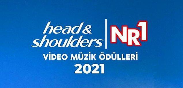 Dün akşam TV8'de Head & Shoulders'ın sponsorluğu ile NR1 Video Müzik Ödülleri vardı.