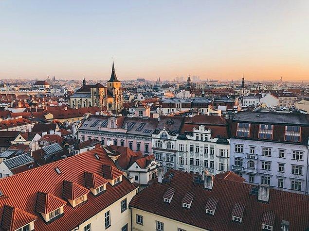 11. Çekya mimarlık açısından harika bir ülkedir.