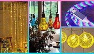 Hayatının Her Anı Rengarenk Olsun İsteyenlere Özel En Sevilen Ledli Ürünler