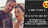 Ünlü Oyuncu Özge Özpirinçci Sevgilisi Burak Yamantürk'ten 13 Haftalık Hamile Olduğunu Duyurdu!😍