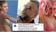 Oryantal Didem'in Şovu Sırasında Kafasını Çeviren Bülent Serttaş'ın Yeni 'Çıplak Kadınlı' Klibi Olay Oldu