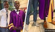 Учитель поменялся обувью со своим учеником, которого не пропускали на выпускной из-за дресс-кода