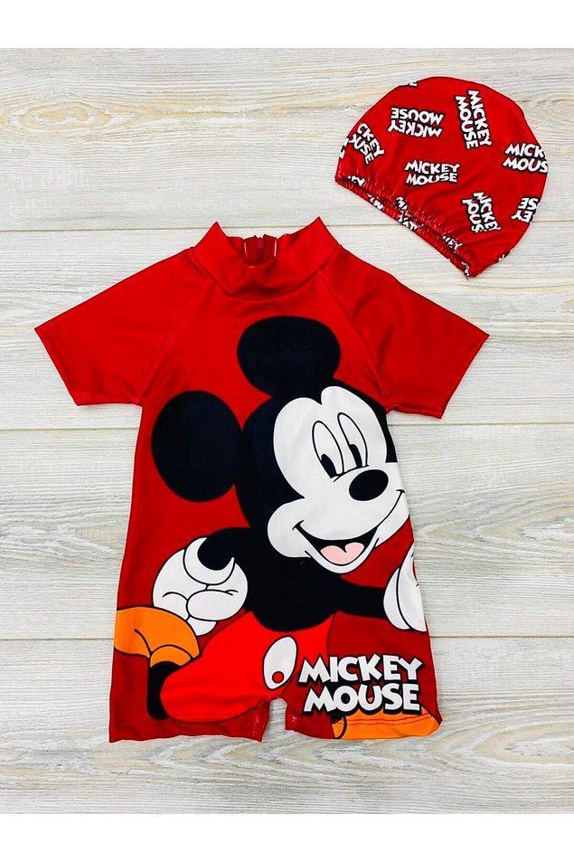 5. Mickey Mouse hayranları için...