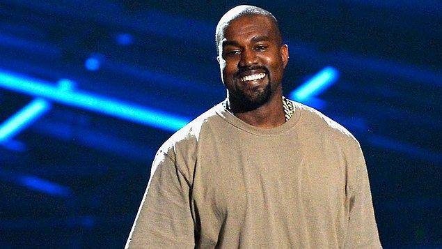 Ünlü rapçi Kanye West ya da artık resmi adıyla 'ye', yıllardır müzik sektörünün en takip edilen isimlerinden birisi.