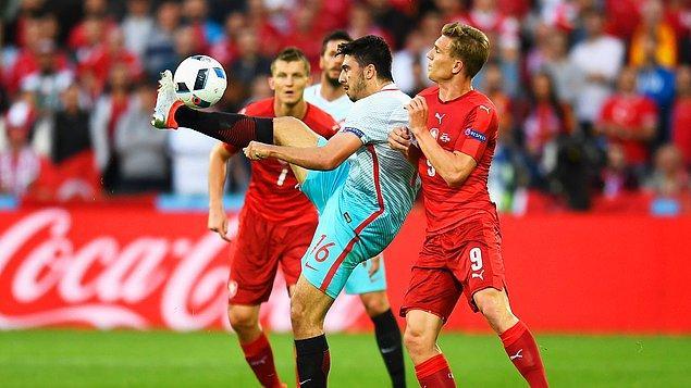 Üçüncü maç: Türkiye - Çek Cumhuriyeti