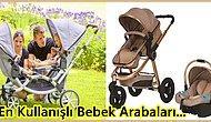 Sorun Yaşamadan Yıllarca Kullanabileceğiniz En Konforlu ve Kullanışlı Bebek Arabaları