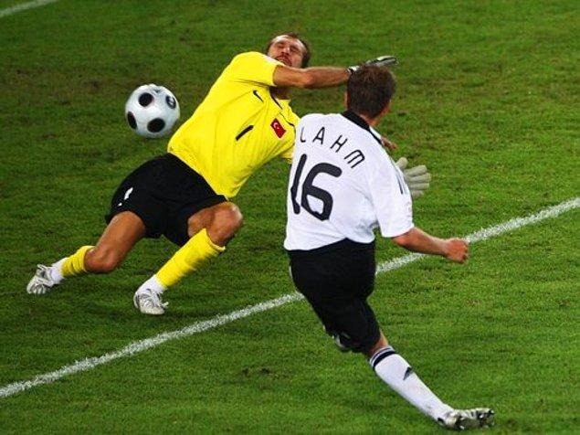 2008 Avrupa Şampiyonası - Son dakikada gelen yıkıcı gol