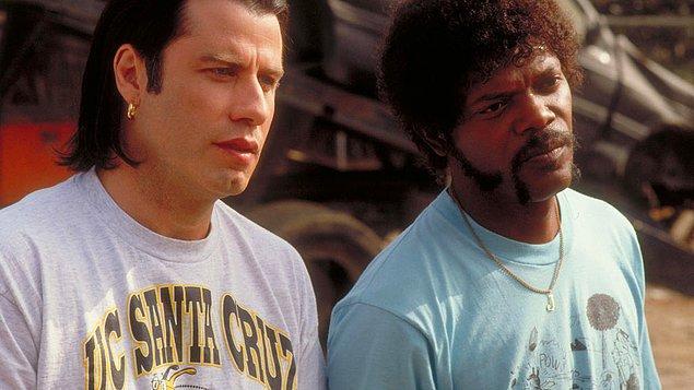 3. Pulp Fiction / Ucuz Roman (1994)
