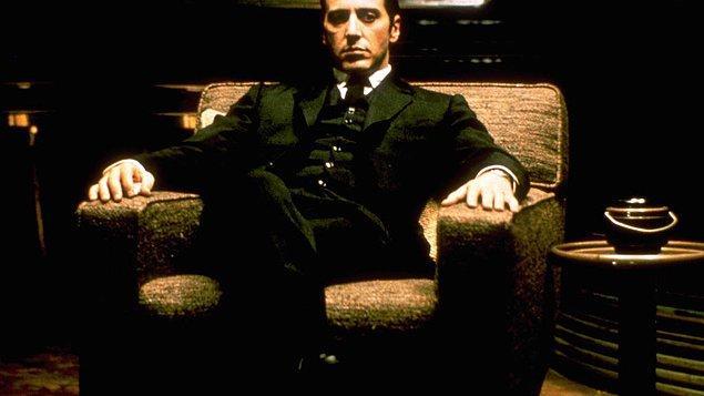2. The Godfather Part II / Baba 2 (1974)