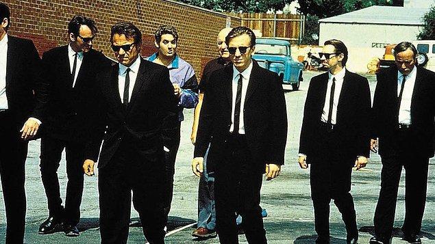 8. Reservoir Dogs / Rezervuar Köpekleri (1992)