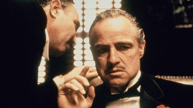 1. The Godfather / Baba (1972)