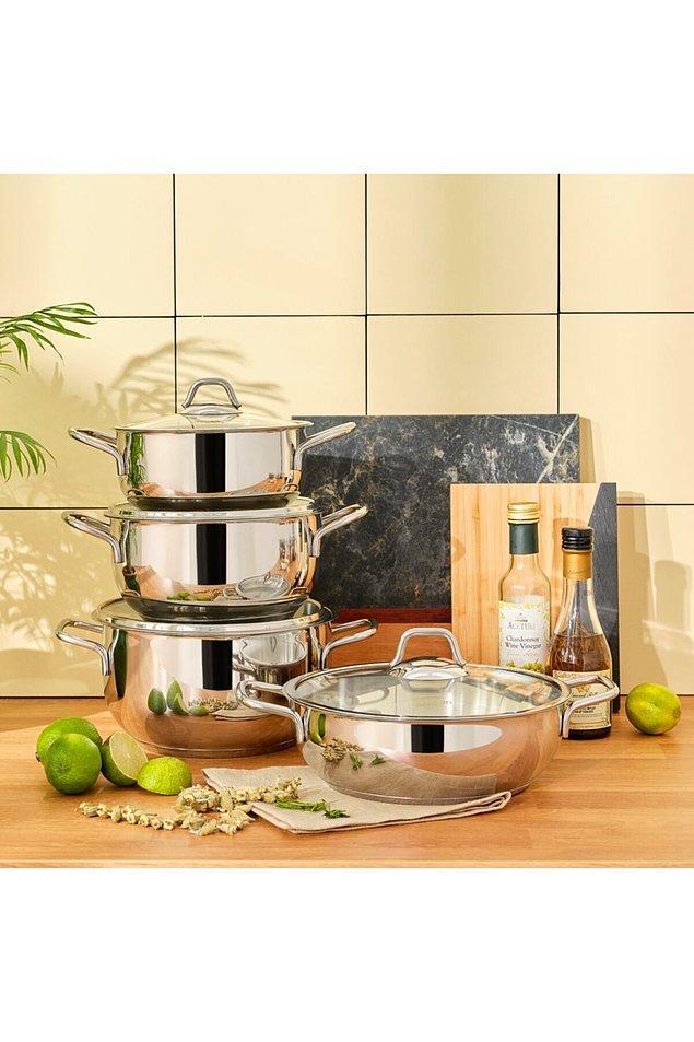 10. Lezzetli yemeklerinizi nerede pişiriyorsunuz?