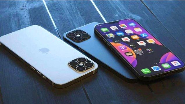 Yeni seri 4 model ile beraber geliyor. iPhone 13 Mini, iPhone 13, iPhone 13 Pro ve iPhone 13 Pro Max