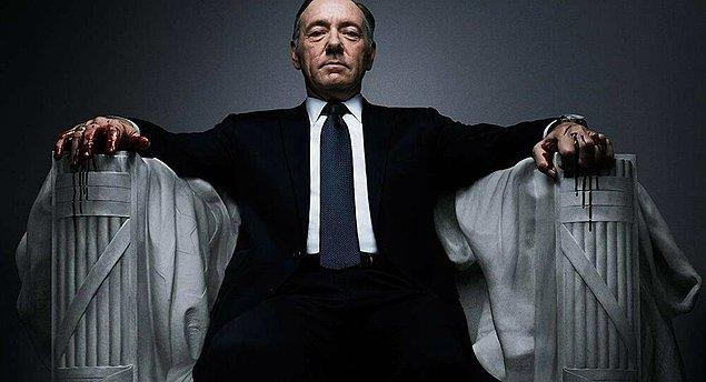 8. House of Cards