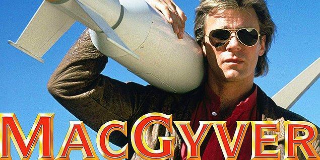 36. MacGyver