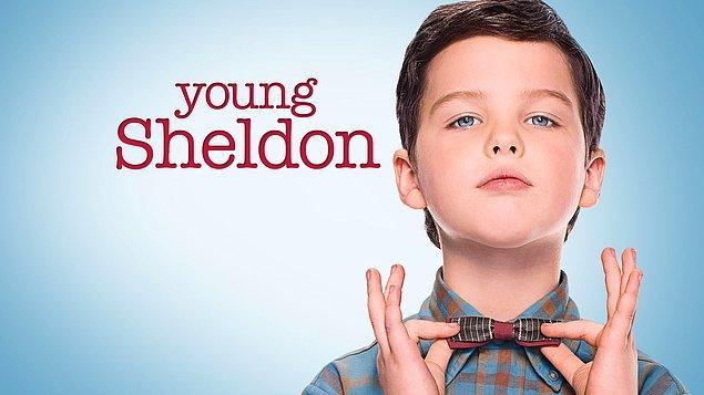 39. Young Sheldon