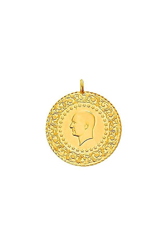 5. Eski tarihli çeyrek altın